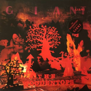 Woodentops (The) - Giant (LP) (G++/VG+)